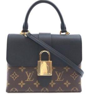Locky Bb Long Strap Flap Cross Body Bag